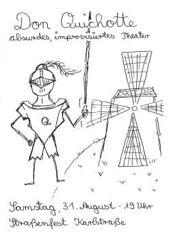 Flyer Don Quichotte