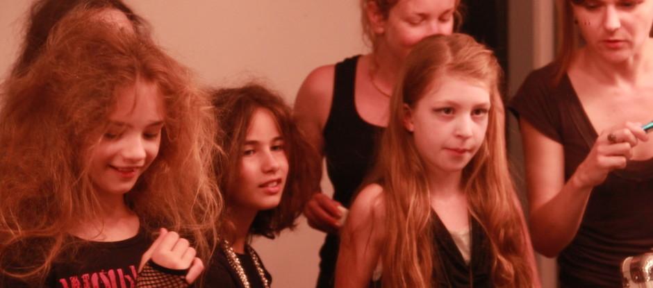 Kulturrucksack - Sommerferienworkshop für 10-14-Jährige - HELDEN, IDOLE, VORBILDER