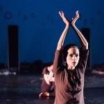 Milena beim Tanztheater