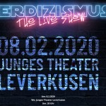Nerdizismus - the live Show 8 2 in Leverkusen