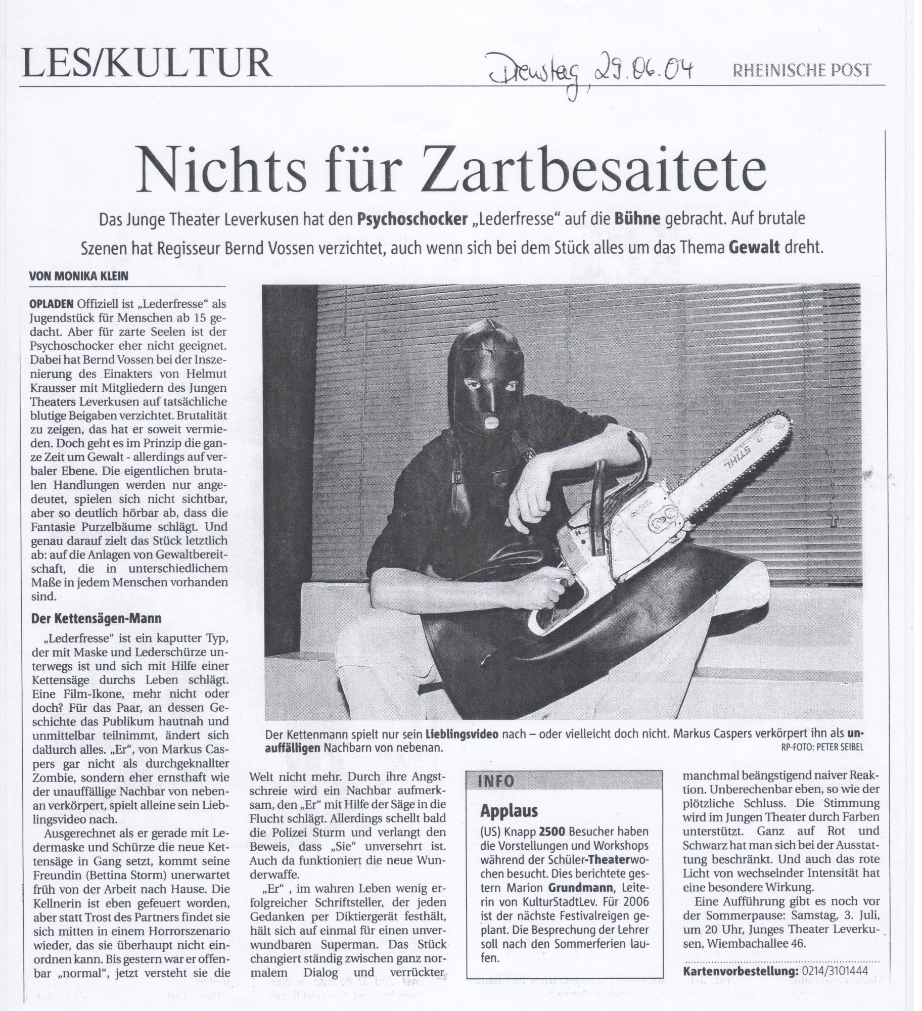 Presse Lederfresse 001