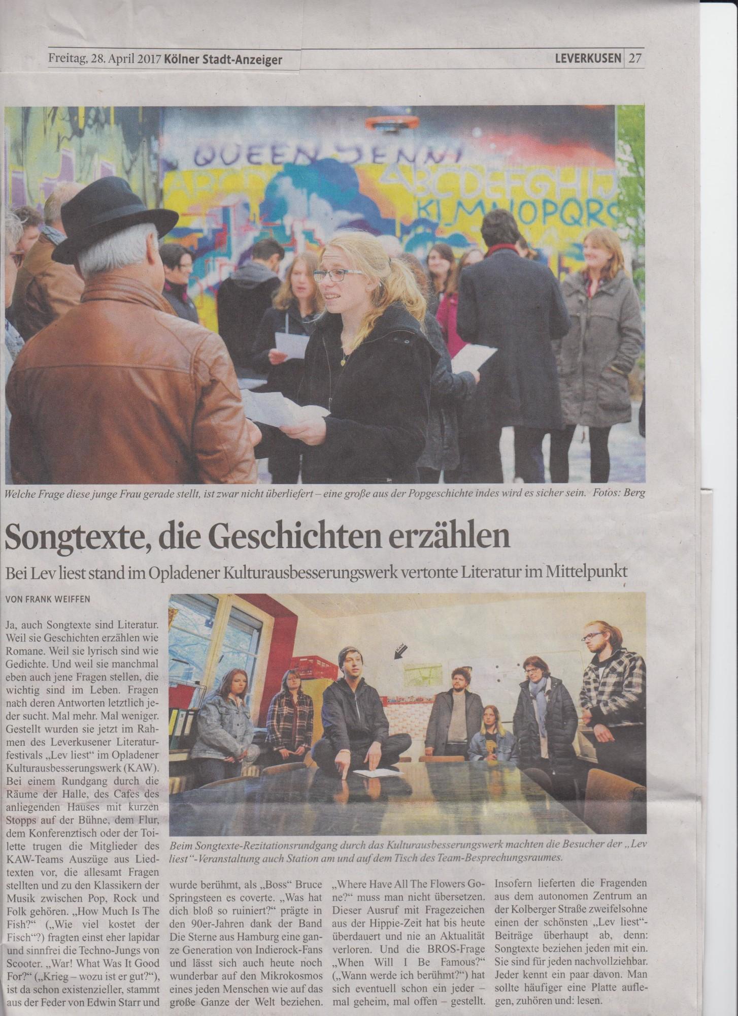 Presse Songtextelesung 001