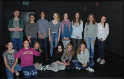 Schauspielkurs 1 Gruppe