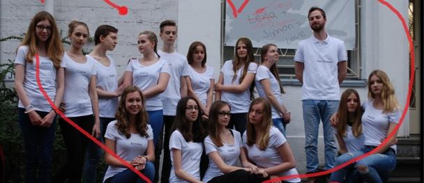 Unterm Herzen - Schauspielkurs der Jugendkunstgruppen