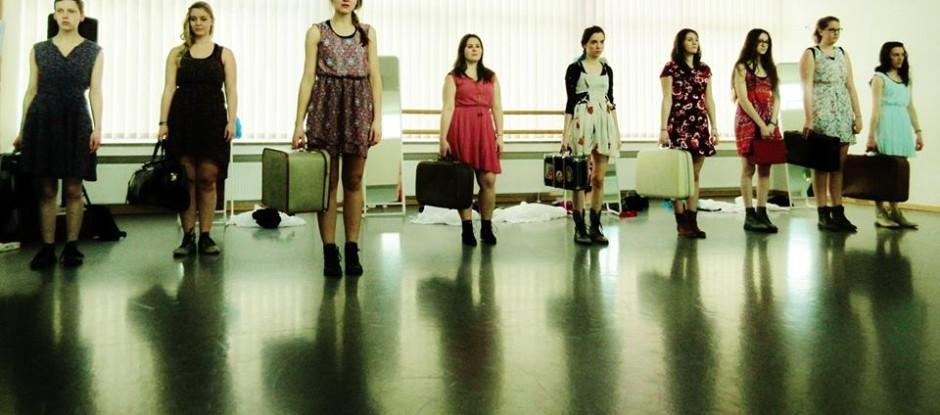 Spieglein Spieglein - Tanztheater der Jugendkunstgruppen zu Gast im JTL